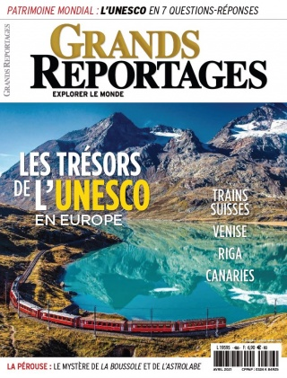 Grands Reportages - 19/03/2021 |