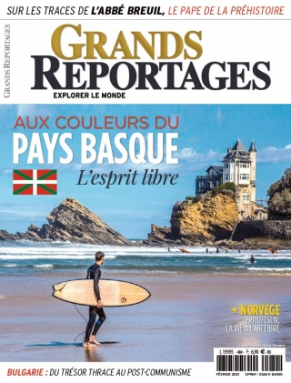 Grands Reportages - 20/01/2021 |