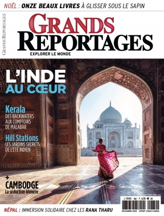 Grands Reportages - 27/11/2020 |