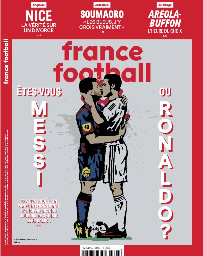 France Football N°3804 du 16 avril 2019 à télécharger sur iPad