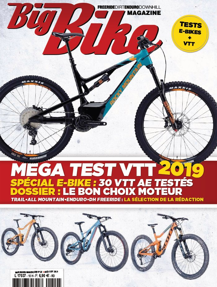 Big Bike du 24 juin 2019