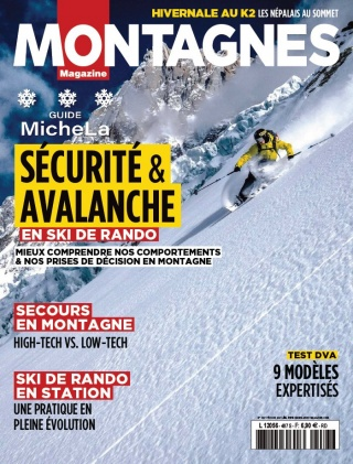 Montagnes Magazine - 22/01/2021 | $result.Author