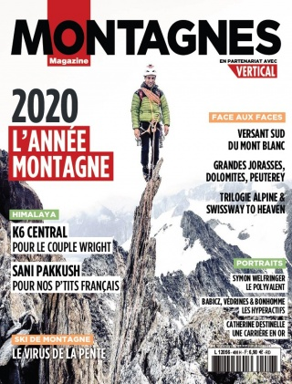 Montagnes Magazine - 24/12/2020 | $result.Author