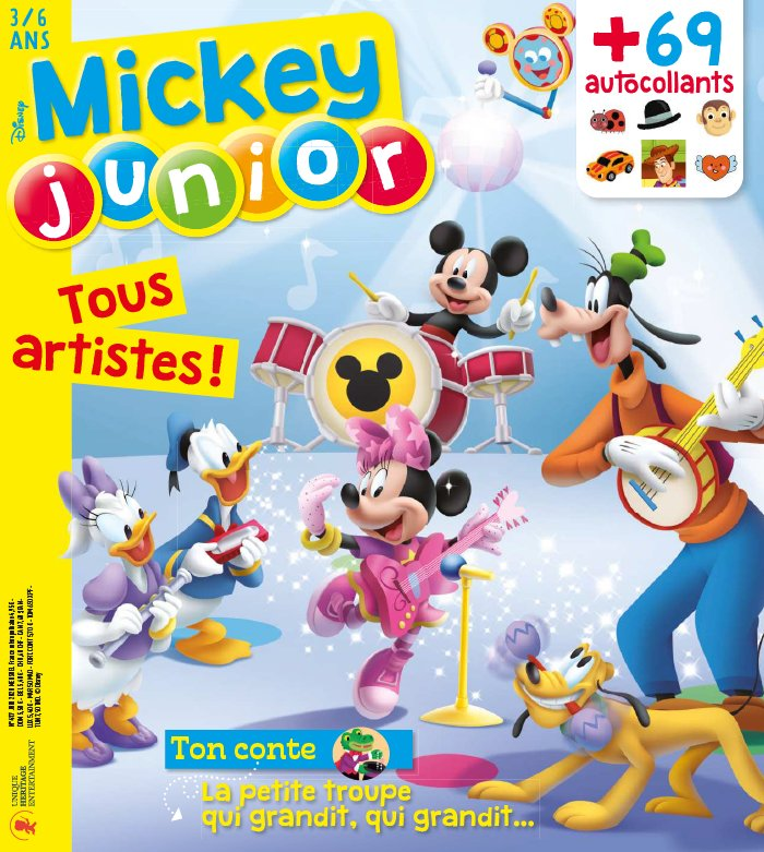 Mickey Junior du 27 mai 2020