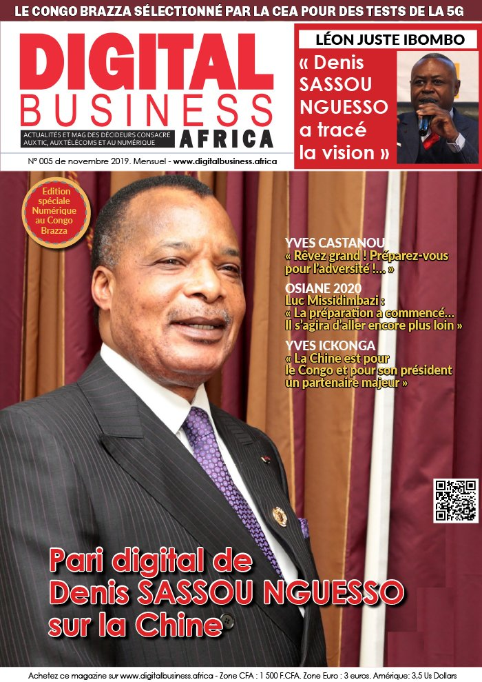 Digital Business Africa du 31 octobre 2019