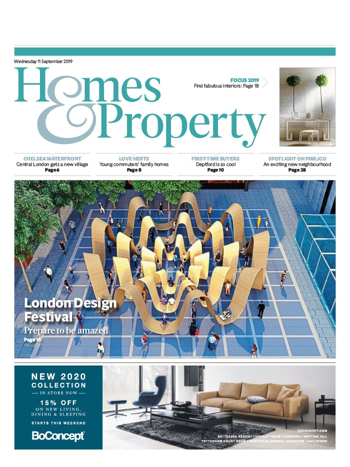 Homes and Property du 11 septembre 2019