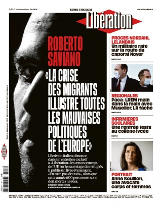 Libération - 03/05/2021 | $result.Author