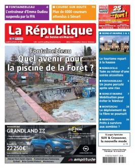 La République de Seine et Marne N°7835 du 30 avril 2018 à télécharger sur iPad