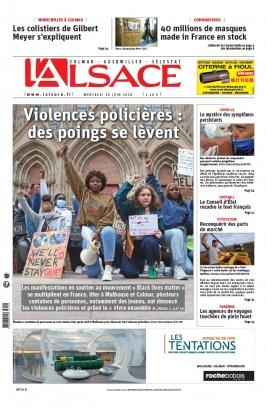 L'Alsace N°20200610 du 10 juin 2020 à télécharger sur iPad