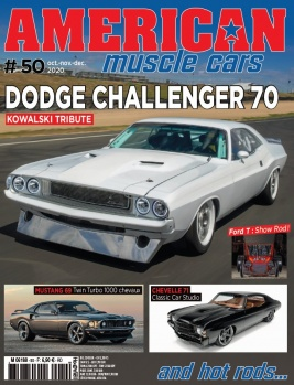 American Muscle Cars 11 septembre 2020