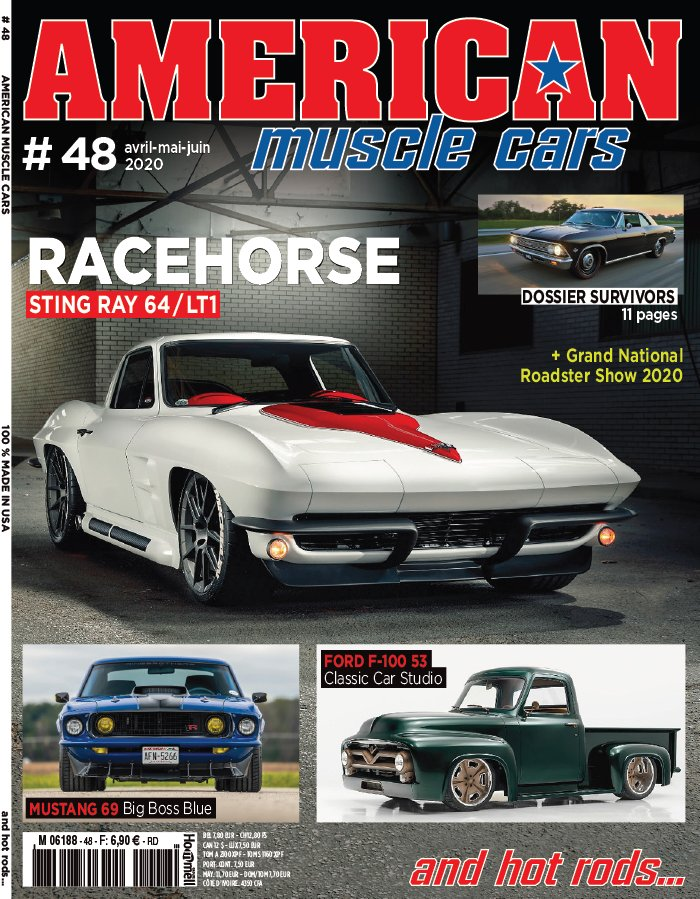 American Muscle Cars du 01 avril 2020