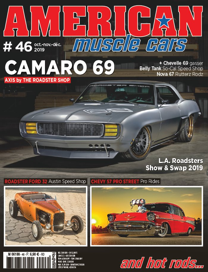 American Muscle Cars du 19 septembre 2019