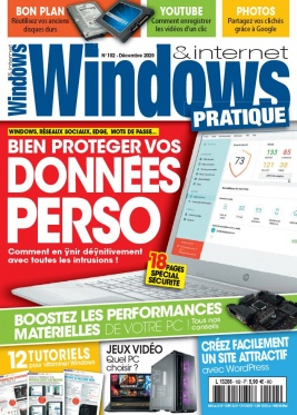Windows & Internet Pratique Hors-Série du 13 novembre 2020