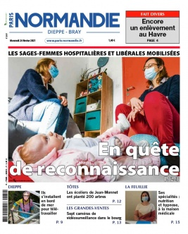 Paris-Normandie N°20210224 du 24 février 2021 à télécharger sur iPad
