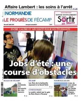 Paris-Normandie N°20190703 du 03 juillet 2019 à télécharger sur iPad