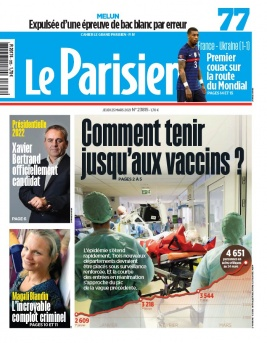 Le Parisien N°20210325 du 25 mars 2021 à télécharger sur iPad