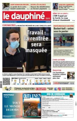 Le Dauphiné Libéré N°20200819 du 19 août 2020 à télécharger sur iPad