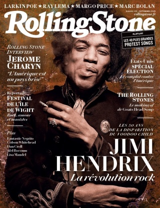 Rolling Stone - 31/08/2020 |