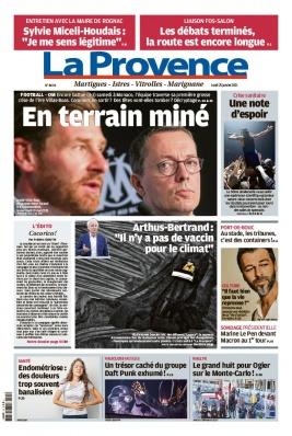 La Provence N°20210125 du 25 janvier 2021 à télécharger sur iPad