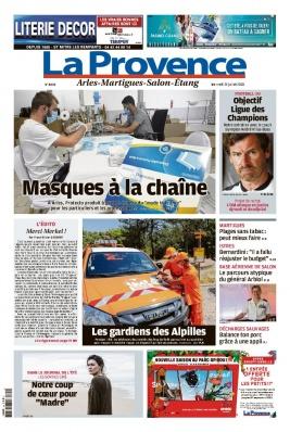 La Provence N°20200722 du 22 juillet 2020 à télécharger sur iPad