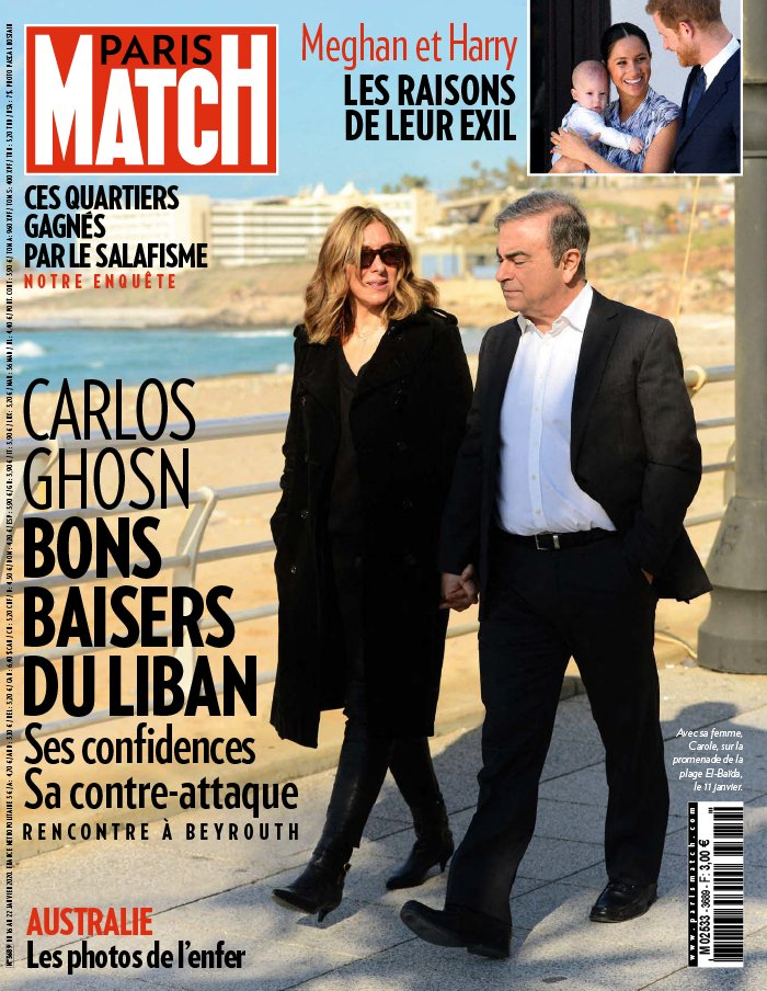 Paris Match sur ePresse.fr