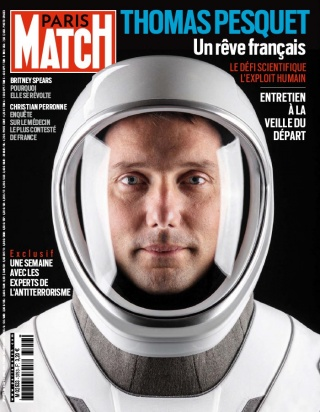 Paris Match - 08/04/2021 |