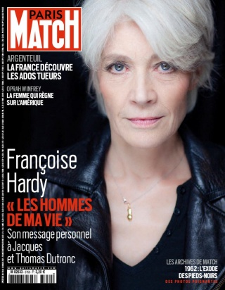 Paris Match - 18/03/2021 |
