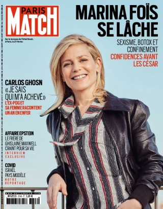 Paris Match - 04/03/2021 |