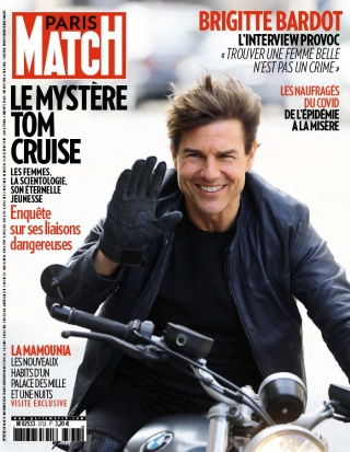 Paris Match - 19/11/2020 |