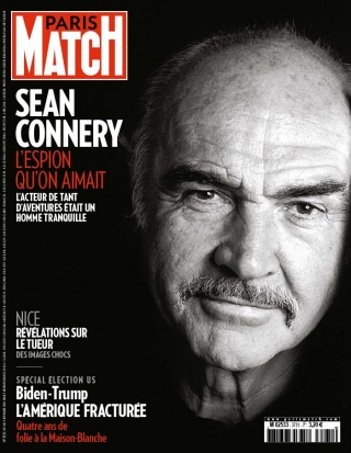 Paris Match - 05/11/2020 |