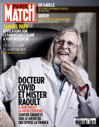 Paris Match - 29/10/2020 |