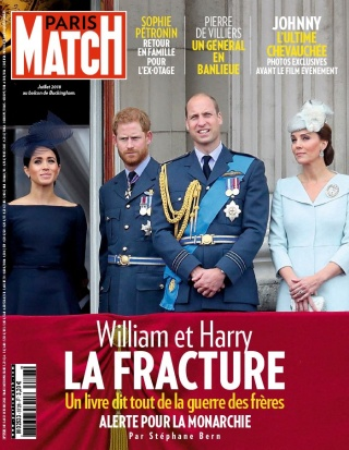 Paris Match - 15/10/2020 |