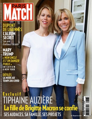 Paris Match - 08/10/2020 |
