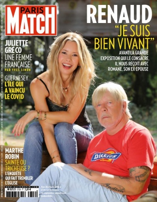 Paris Match - 01/10/2020 |