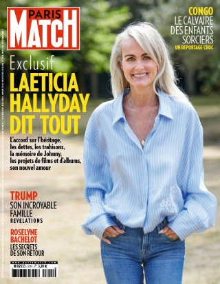 Paris Match - 16/07/2020 |