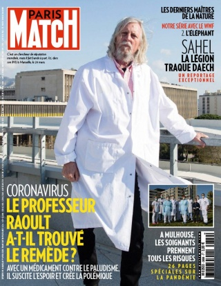 Paris Match - 26/03/2020 |