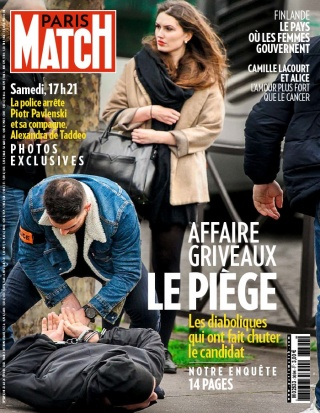 Paris Match - 20/02/2020 |