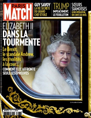 Paris Match - 02/01/2020 |