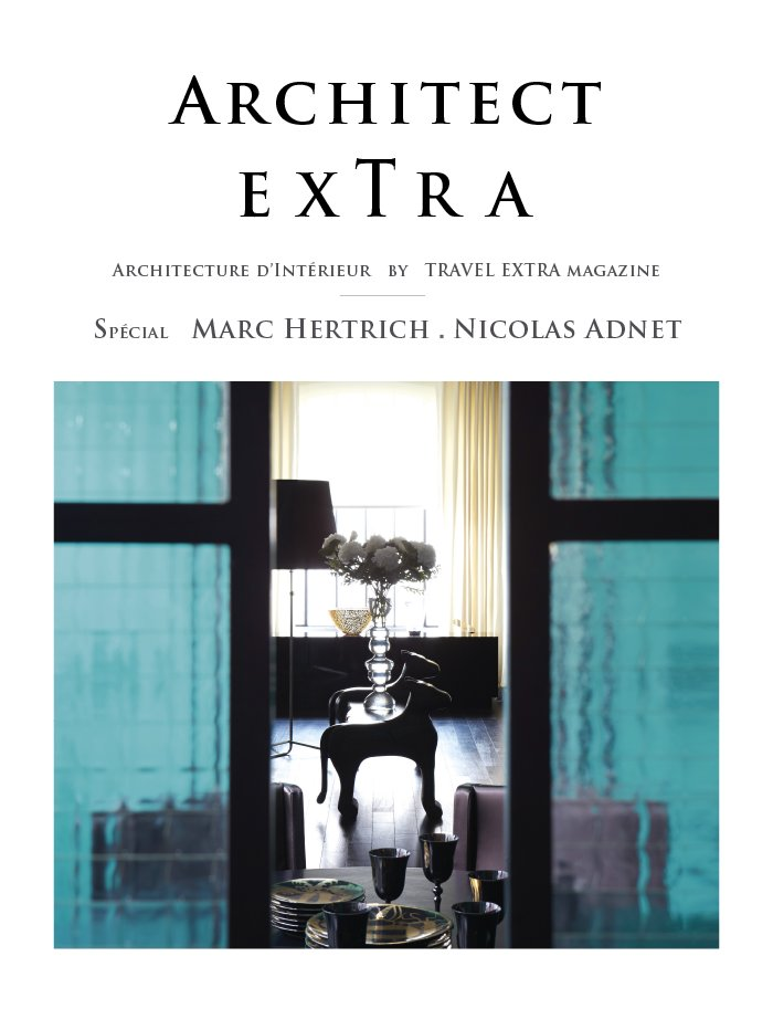 Architect Extra Magazine du 08 août 2018