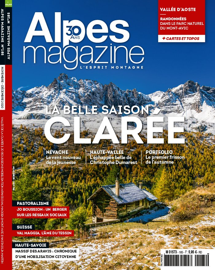 Alpes Magazine du 21 octobre 2020
