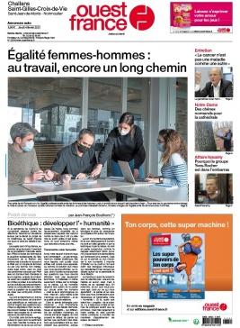 Ouest-France N°20210204 du 04 février 2021 à télécharger sur iPad