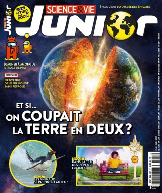 Science et Vie Junior - 12/05/2021 |