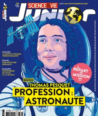 Science et Vie Junior - 10/03/2021 |