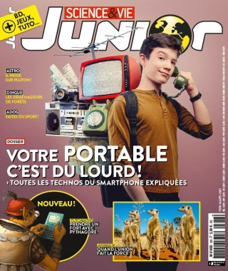 Science et Vie Junior - 10/02/2021 |
