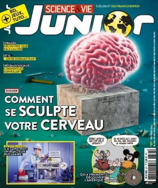 Science et Vie Junior - 13/01/2021 |