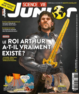 Science et Vie Junior - 10/11/2020 |