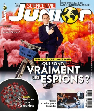 Science et Vie Junior - 08/04/2020 |