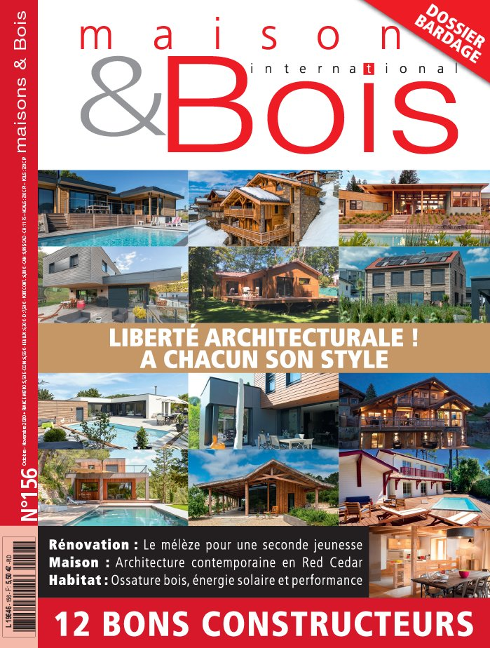 Maison et Bois International du 28 octobre 2020