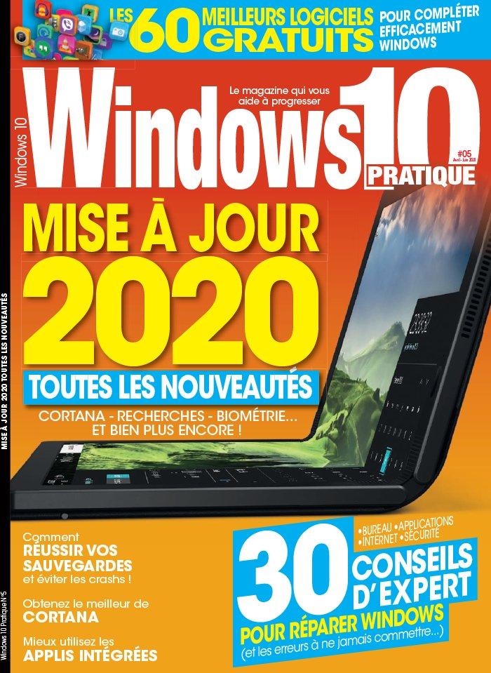 Windows 10 Pratique du 03 avril 2020
