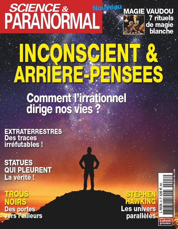 Science et paranormal du 16 septembre 2020
